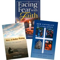 Books on religion/spirituality by Arthur Jones